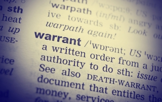 Warrantless Searches in California
